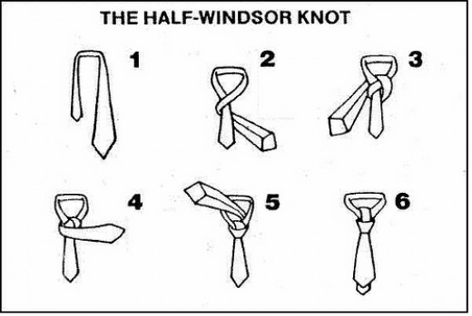 The gallery for --> How To Tie A Tie Instructions Step By Step